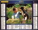 ALMANACH DES PTT  2005 RHONE - Calendars