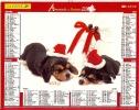 ALMANACH DES PTT  2007 RHONE - Calendars