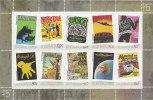 Australia 2006 Australian Rock Music  Sheetlet MNH - Sheets, Plate Blocks &  Multiples
