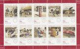 Australia 2009 Australia Post 200 Years Sheetlet MNH - Sheets, Plate Blocks &  Multiples