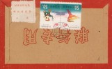 CHINA CHINE ADDED CHARGE LABEL COVER OF 湖南 桃源  HUNAN TAOYUAN 415701 - Nuovi