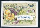62 -  ROUVROY   .. ..Carte Souvenir ..... Dessin Fusain ..... Edition Luxe - Frankreich