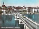 BASEL MITTLERE RHEIMBRUCKE - BS Basel-Stadt