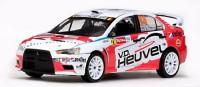 Mitsubishi Lancer Evolution X R4 - J. Vd Heuvel/M.Kolman - Ypres Rally 2011 # 26 - Vitesse - Vitesse