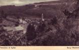 BURG REULAND = Panorama Et église  (vierge) - Burg-Reuland