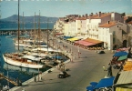 SAINT-TROPEZ    LE QUAI JEAN JAURES VU DU QUAI BAILLI DE SUFFREN  1531 BIS      LA COTE DES MAURES - Saint-Tropez