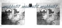 $3E15- WWI - Ponte Ferroviari Di Rubbia Distrutto Dagli Austriaci In Ritirata Agosto 1916 - Vera Diaposivita In Vetro - Diapositiva Su Vetro