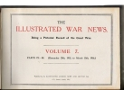 THE ILLUSTRATED  WAR NEWS  W. H. DOUBELL HARDCOVER, COPERTINA RIGIDA COUVERTURE DUR  TAPA DURA  OHL - Books, Magazines, Comics