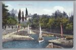Kroatien Abbazia (Obatija) 1910-07-25 Foto Purger&Co. #8120 - Croatie