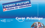 Video Futur Privil�ge