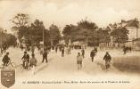 BOURGES. Boulevard Lahitol. Place Malus. Sortie Des Ouvriers De La Fonderie De Canons - Bourges