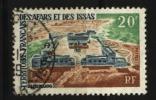 AFARS ET ISSAS :   N° 337  Oblitéré  , Cote 1,00  Euros Au Quart De Cote - Afars Et Issas (1967-1977)