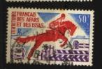 AFARS ET ISSAS :   N° 365  Oblitéré  , Cote 3,00  Euros Au Quart De Cote