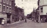 HERSTAL = Rue St-Lambert - Carte Animée  (1953) - Herstal