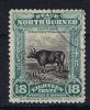 North Borneo: SG Nr 165  Used Cat Value UKP 32 - North Borneo (...-1963)
