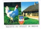 CHICKEN : Recette Du POULET DE BRESSE - Recipes (cooking)