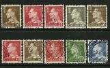 DANIMARCA - 1961 / 62 - Federico IX - N.  398 . . . Usati - Cat. 2,00 € - L. N. 372 - Danimarca