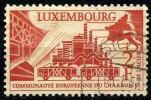 Luxemburg  Mi. 552 Güterwagen - Trains