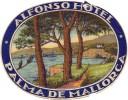 HOTEL ALFONSO - PALMA DE MALLORCA - Hotel Labels