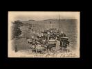 35 - DINARD - La Cale - 77 - Attelage Cheval - Bateau à Vapeur - Dinard