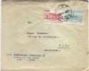 Peru 1954 Lima - Hal (Belgium) - Peru