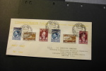 Belgium CB$ 4A 5 5A 9 9A On Commemorative Flight To CIPEX NYC Special Cancel May 18 1947 1948 A04s - Airmail
