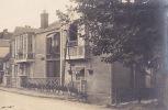PORTSMOUTH ? / 3 JOLIES CARTES PHOTOS / AU DOS AU CRAYON / PORTSMOUTH 1921 / FAMILLE ET MAISONS - Portsmouth