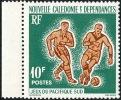 NOUV.-CALEDONIE 1963 - Yv. 310 ** TB Bdf  Cote= 3,20 EUR - Sport : Football ..Réf.NCE12404 - Neukaledonien