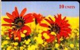 DELTA CARD +PLUS SERVICE PREPAID CALLING CARD SERIE 4 BOTANICA I FIORI N. 2/16 - Fiori