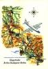 Deutsche Lufthansa - Flugstrecke Berlin-Budapest-Berlin - (Nr. 19) 1961  [db11] - 1946-....: Moderne