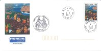 8036  PAP 65é SALON D´AUTOMNE PARIS - MATA-UTU - WALLIS Et FUTUNA - Covers & Documents