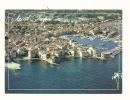 Cp, 83,Saint-Tropez, Vue Aérienne, Voyagée 1997 - Saint-Tropez