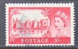 Great Britian 310  (o)  1955 Issue - 1952-.... (Elizabeth II)