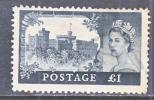Great Britian 312  (o)  1955 Issue - 1952-.... (Elizabeth II)