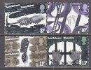 Great Britian 781-4   **  SOCIAL REFORM - 1952-.... (Elizabeth II)