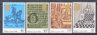 Great Britian 794-7   ** - 1952-.... (Elizabeth II)