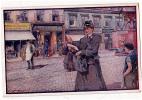 AK MILITARIA  OFFIZIELLE KARTE ROTES KREUZ  RED CROSS  Nr. 573. SIGNIERT KARTE  OLD POSTCARD