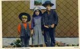 ETATS-UNIS - LANCASTER - CPA - N°1B-H2339 - Amish Children Of Lancaster County - Lancaster