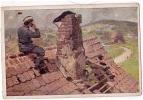 AK MILITARIA  OFFIZIELLE KARTE ROTES KREUZ  Nr. 430. SIGNIERT KARTE : JUNG OLD POSTCARD 1917 K.u.K. ARBEITER GRUP