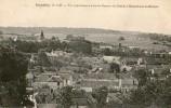 DONTILLY (S-et-M) - Vu Panoramique Prise Du Chemin Des Grottes à Donnemarie-en-Montois - France