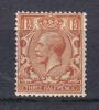 R252 - GRAN BRETAGNA 1924 , Il N. 161 Con Fil Rovesciata  ***  MNH - 1902-1951 (Re)