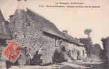 35 - FORET DE PAIMPONT - CHATEAU DE BOIS PRES DE ST. JUDICAEL - France