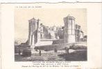 20608 Chateau -carte Supra Paris, Beau Papier Façon Gravure - Vallée Loire France Saumur XVIe Wisme