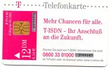 TELECARTE T 12 DM - T-ISDN 08/99 - [2] Prepaid