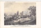 20618 Chateau -carte Supra Paris, Beau Papier Façon Gravure - Maine Anjou -Montfort Rotrou Sarthe Wismes