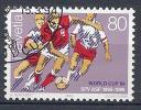CH855 - Timbre Suisse Pour La Coupe Du Monde 1994 Aux Etats-Unis Obl. 1er Jour - World Cup