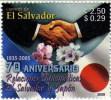 El Salvador / Diplomatic Relations Between El Salvador And Japan - El Salvador