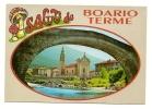 Z2011 Saluti Da Boario Terme (Brescia) - Ponte Romano Sul Fiume Oglio / Non Viaggiata - Altre Città