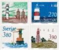 Ref. 112616 * NEW *  - SWEDEN . 1989. SWEDISH LIGHTHOUSES. FAROS SUECOS - Unused Stamps