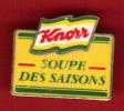 21096-pin's.knorr.soupe Des Saisons. - Food